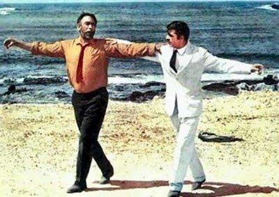 zorba.jpg.Aprender a bailar en Grecia