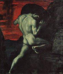 220px-Sisyphus_by_von_Stuck.jpg.La desilusión de Sísifo